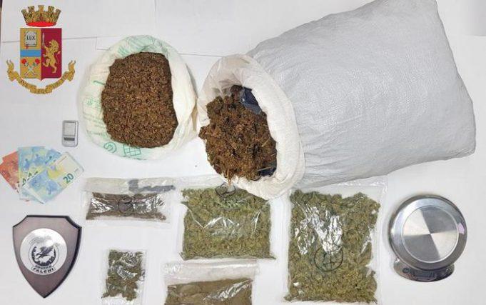 Marijuana serramanna