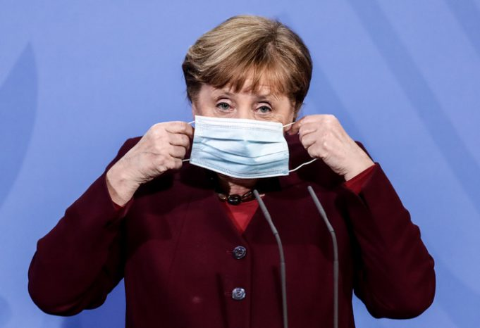 Merkel Neujahrsansprache 2021